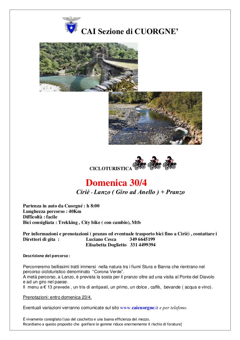 Cicloturistica-Ciriè-Lanzo-04-2017