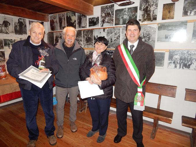 1° premio a Viola Sandrono