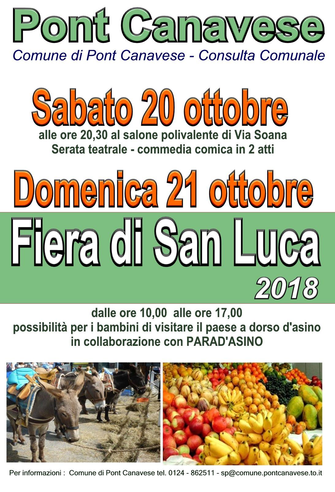 San Luca 2018