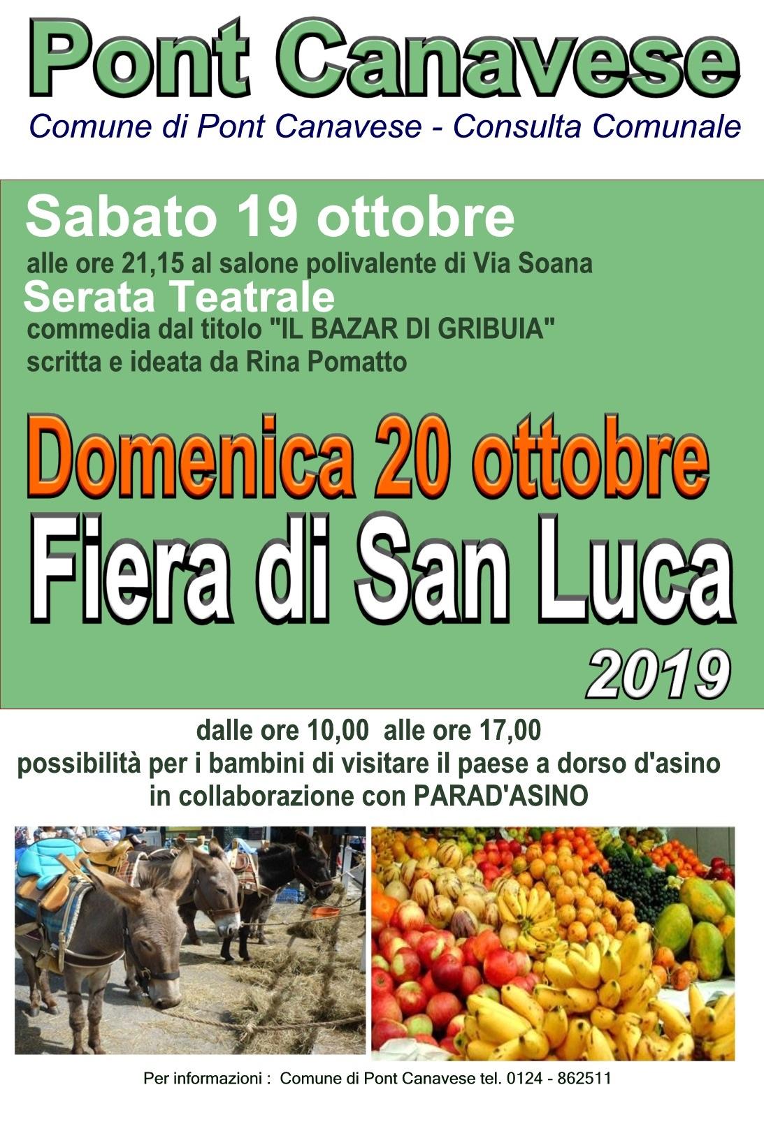 San Luca 2019
