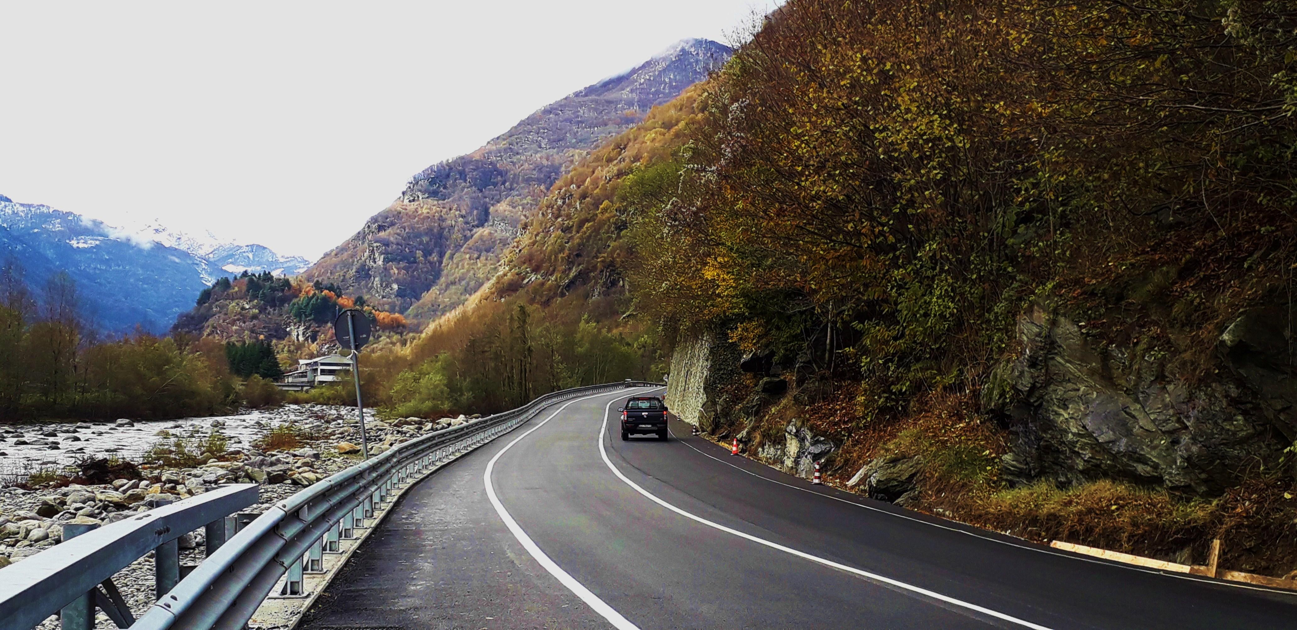 strada provincialePontSparone