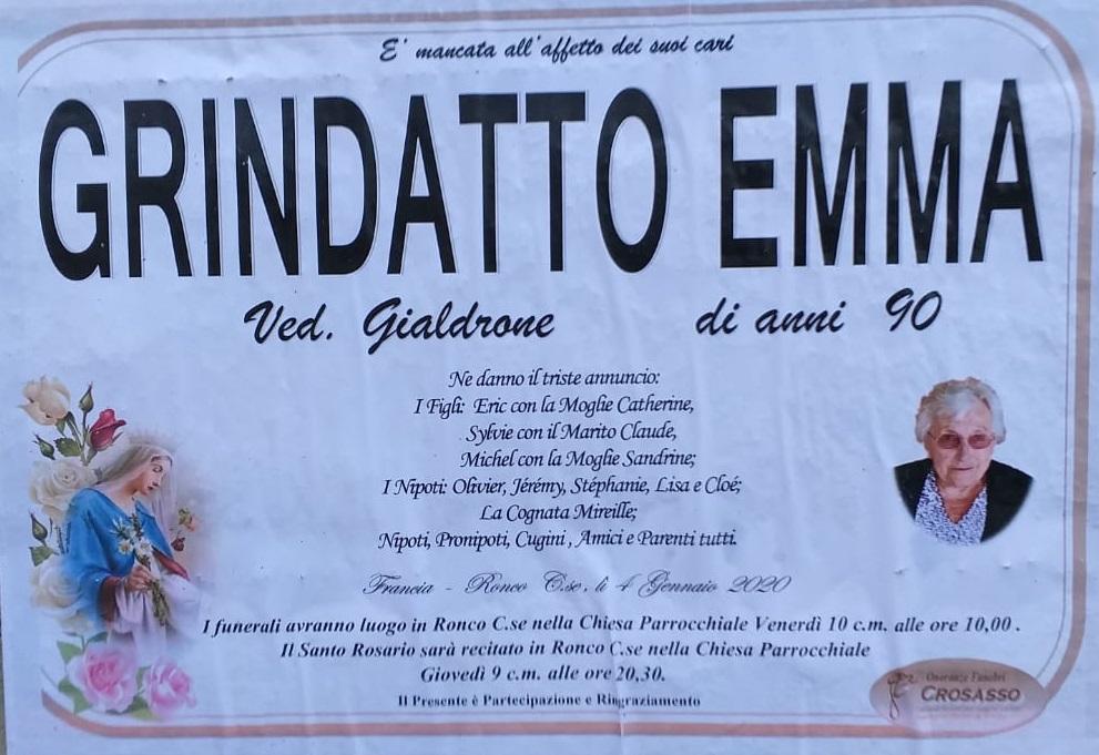 Emma grindatto