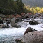 torrente Forzo autunno 2007