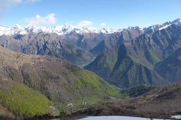 Valle Soana dall'Uja d'Ingria